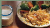 VEGETARIAN COOKING #38; MOM'S MACARONI & CHEESE; AND PIZZA CASSEROLE; Format: ; Photographer:...