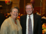 Excelsior Youth Center gala in Parker, Colo., on Friday, April 16, 2004.  Kathy Graveley and Bill...