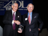 ADL 2005 Society of Fellows Donor Luncheon - Caption for AtlerLarry & GrayNorm: ADL Board...