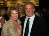 (Denver, Colo., May 25, 2006) Robin and Steve Chotin.  The Mizel Museum Annual Dinner at Wings...