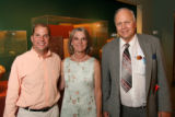 (Denver, Colo., June 21, 2006) Mark Ballard (Feb. 2006 award winner), Mary Kenton (Jan. 2006 award...