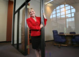 In My Office feature on Tamara (or Tami) Door (cq), president and CEO of the Downtown Denver...