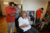 The Home Builders Foundation of Metro Denver and Sheffield Homes remodeled the home of Kathie (cq,...