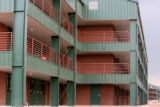 New three story soldier housing facilities at Fort Carson Army Post in Colorado Springs. This...