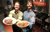 (BOULDER, Colo., June 14, 2004) Noodles, a homegrown quick casual restaurant company, has been...