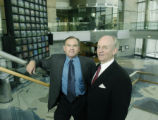 Denver, CO Jan. 25, 2005 Daniels& Associates executives, Brian Deevy (right), Chairman and CEO...