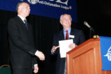 2006 ADL Civil Rights Awards Luncheon - Gill Foundation founder Tim Gill receives the...