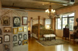 [Denver, CO   6/15/04]  Loft of Mary Lou and Gary Wetzel at Waterside Lofts at 1441 Wewatta.  ...