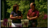 A freeze frame from the Ed Perlmutter ad that debuts on Thursday, July 13, 2006. The ad also...