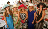 (Littleton, Colo., July 16, 2006) Kenzie and Joei (sister) McIntire, Shellie Moore (Town &...
