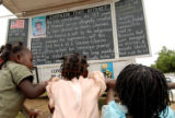 (NYT32) MONROVIA, Liberia -- August 3, 2006 -- LIBERIA-BLACKBOARD-NEWS-2 -- July 26, 2006...