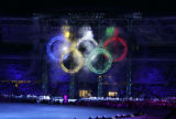 The Opening Ceremonies for the 2006 Winter Olympics took place at the Stadio Olimpico in Turin,...