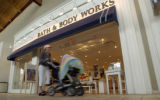 The exterior of Bath & Body Works in Broomfield's Flatiron Crossing Mall Tuesday, Feb. 28,...