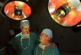 (DENVER, Colo., June 17, 2004)  Drs. Todd and Barry Morton are father and son, both plastic...