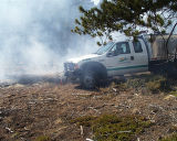 GILPIN COUNTY., Colo., Feb. 22, 2006) Golden Gate State Park's, new fire truck that a neighbor and...