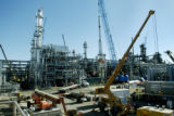 Denver, CO Feb. 23, 2006 The Suncor refinery in Commerce City, are is the middle of a massive...