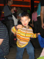 DISCO BABES74.JPG  LITTLE BOY LOVES DISCO Can you please file these photos for the story running...