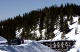 (WINTER PARK, Colo., Feb. 3, 2006) Rocky Mountain Adventure. Grand Adventures in Winter Park has...
