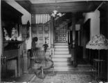 James H. Blood Residence Interior