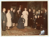 May Bonfils at the Vatican