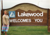 Lakewood City Sign