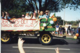 Lakewood on Parade Cider Days float