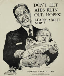 Don't let AIDS ruin our hopes