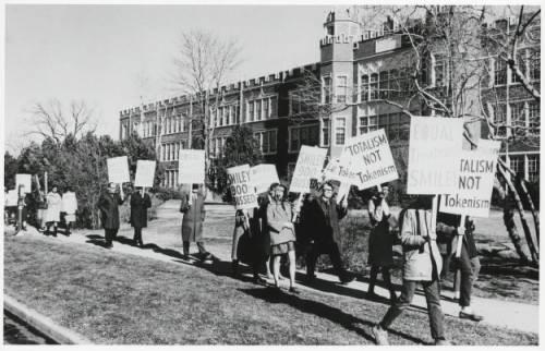 Denver Public Schools Demonstrations at Smiley Junior High